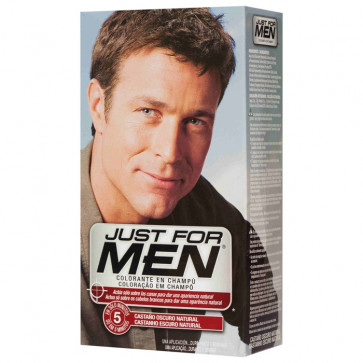 Just For Men 100 Cc Castaño Oscuro - Combe