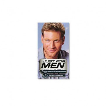 Just For Men 100 Cc Castaño Claro - Combe