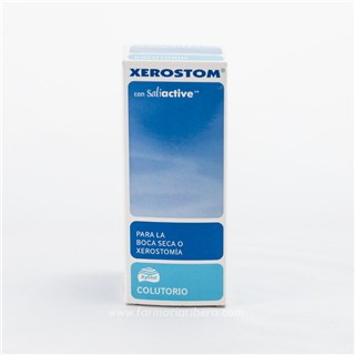 Xerostom Colutorio 250 ml.