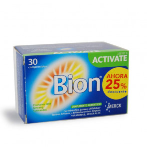 Bion Activate 30 Comp - Merck