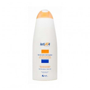 Leti At-4 Gel Baño Dermograso 250 Ml - Oenobiol