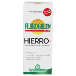 Ferrogreen Jarabe 170 Ml.