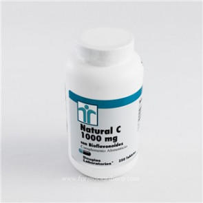 Natural Vitamina C 1000 mg. 250 Comprimidos