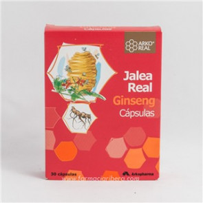 Jalea Real con Ginseng