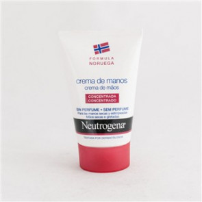 Neutrogena Manos Sin Perfume 50 ml.