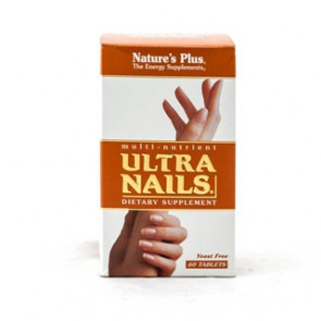 Ultra Nails 60 Tabletas