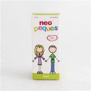 Neopeques Relax Jarabe 150 ml.