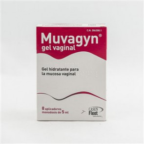 Muvagyn Gel 5 Ml * 8 Tubos