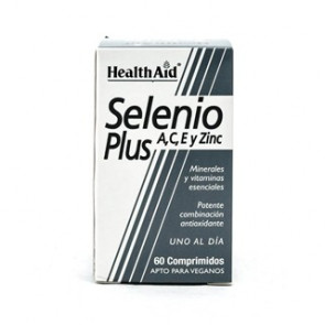 Selenium Plus 60 Tabletas
