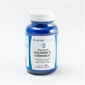 Ther-Biotic Children´s Chewable 60 Tabletas Klaire