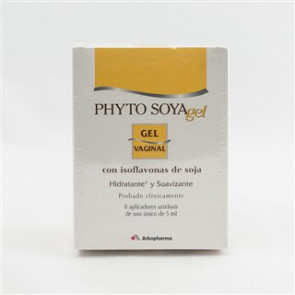 Phyto Soya Gel Vaginal 5 Ml