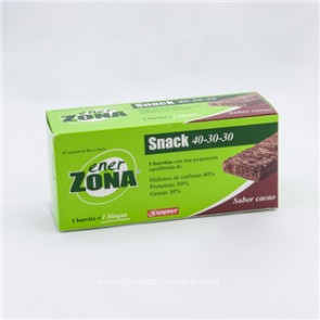 Enerzona Snack Chocolate 1 Barrita