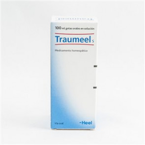 Traumeel S 100 ml gotas