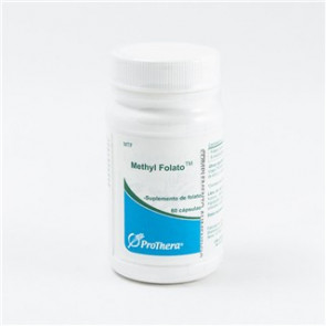Methyl Folato 60 Capsulas