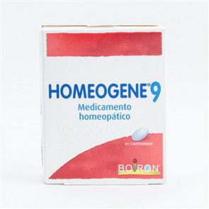 HOMEOGENE 9 CO BOIRON