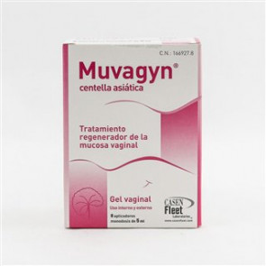 Muvagyn Centella Gel 8 Apl 5 Ml
