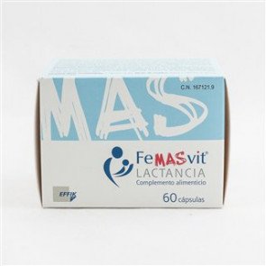 Femasvit Lactancia 60 Caps