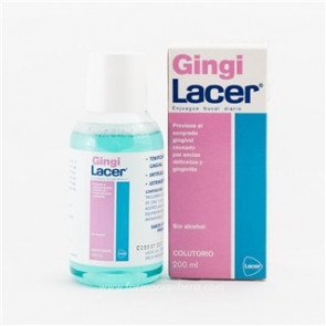 Gingi Lacer Colutorio 200 ml.