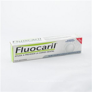 Fluocaril Blanqueador Acción Prolongada 125 ml.