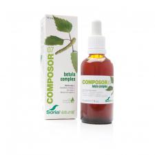 Composor 7 Betula Complex Gotas 50 ml. | Soria Natural