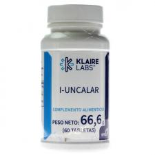I-Uncalar (Immunothera) 60 Tabletas Klaire