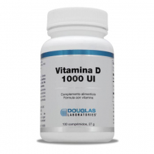 Douglas Laboratories Vitamina D3 1000 Ui (Colicalciferol) 100  Comprimidos