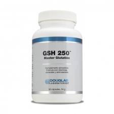 GSH 250 Master Glutatión 90 Capsulas Douglas