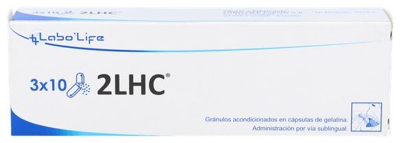 2L HC 30 Cápsulas Labolife