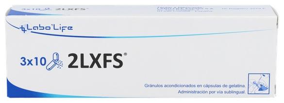 2LXFS 30 Cápsulas Labolife