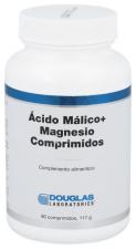 Ácido Málico y Magnesio 90 Cápsulas Douglas