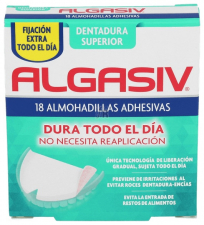 Almohadilla Superior Adhesiva Algasiv 18 Und.