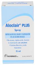 Aloclair Plus Spray 15 ml.