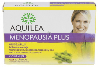 Aquilea Aquisoja Plus 30 Cápsulas.