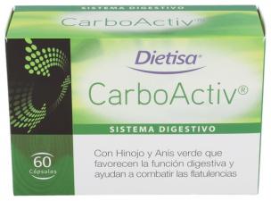 Carboactiv 54 Perlas Dietisa