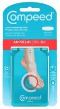 Compeed Ampoyas Pequeñas Protector Adhesivo Hidrocoloide