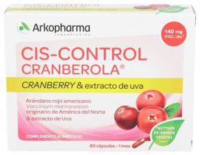 Cranberola 36 mg. 60 Cápsulas