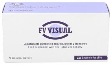 F.V Visual 40 Cápsulas