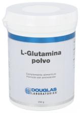 L-Glutamina polvo 250 Gr Douglas