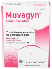 Muvagyn Centella Gel 8 Apl 5 Ml