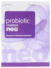 Neo Probiotic Complex 15 Cápsulas