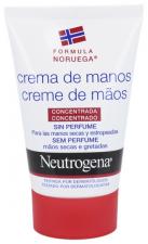 Neutrogena Manos Sin Perfume 50 ml.