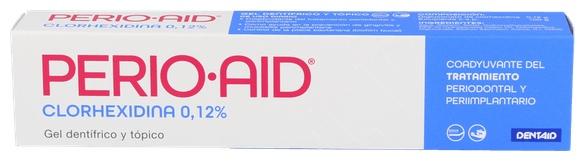 Perio Aid Tratamiento Gel Dentífrico 75 ml.