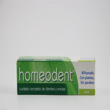 Homeodent-2 Pasta Dental Bifluorada 75 Ml Anis