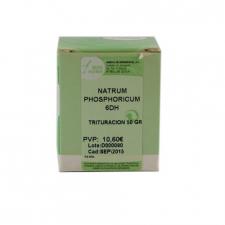 Natrum Phosphoricum 6Dh Trituracion 50Gr Iber Ho