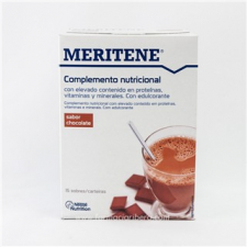 Meritene Chocolate 15x30 gr