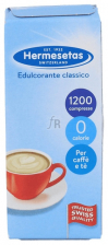 Sacarina Hermesetas Original 1200 Comprimidos