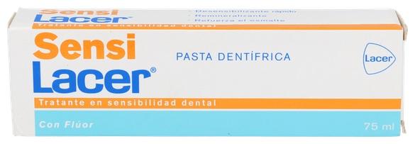Sensi Lacer Pasta Dentífrica 75 ml.