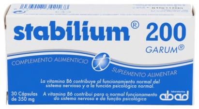 Stabilium 30 Cápsulas Kiluva