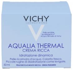 Vichy Aqualia Thermal Vichy Rica Tarro 50 Ml