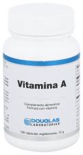 Douglas Laboratories Vitamina A 4000 Ui 100 Cápsulas Veg.